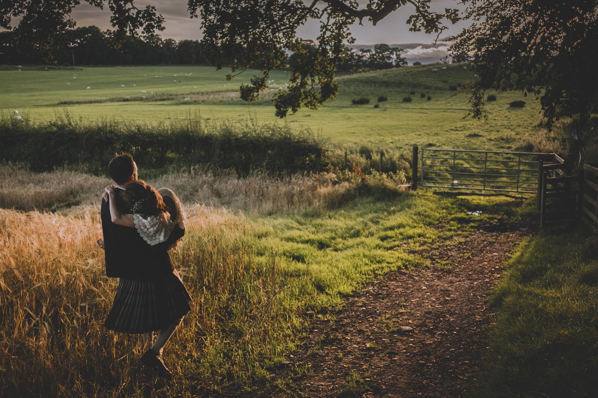185 documentary wedding scotland